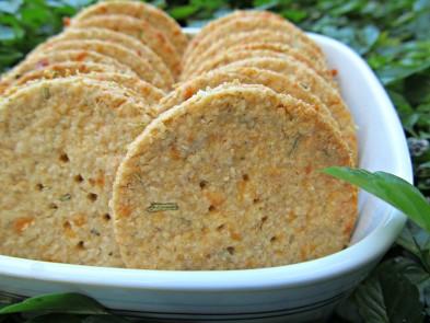 (gluten-free) rosemary cheddar dog treat/biscuit recipe