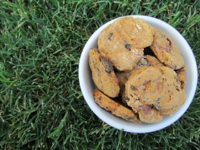 sweet potato liver dog treat/biscuit recipe