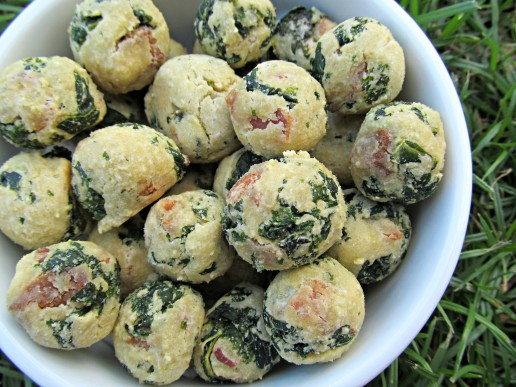 (gluten-free) bacon and kale dog treat/biscuit recipe