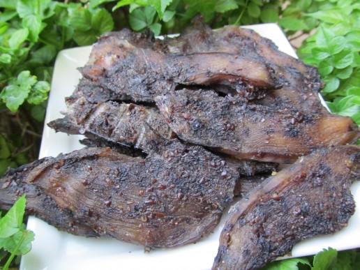 blueberry flaxseed jerky dog treat recipe