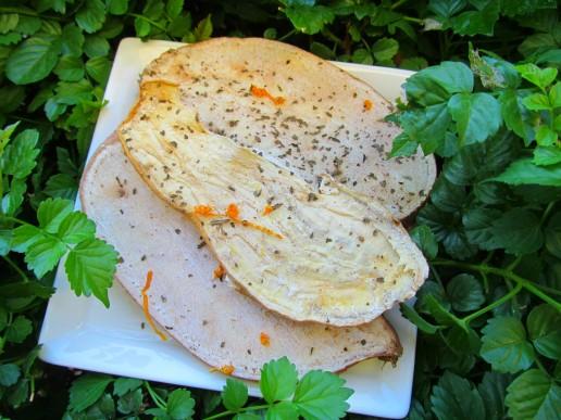 cinnamon orange sweet potato chews dog treat recipe
