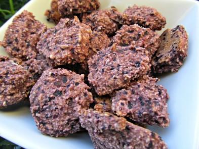 cherry berry apple dog treat/biscuit recipe
