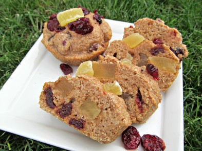 fruit cake dog treat recipe
