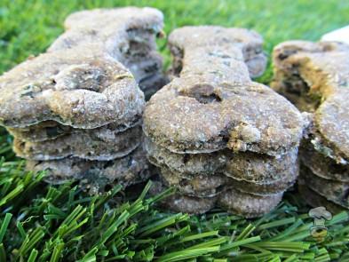 liver kale dog treat/biscuit recipe