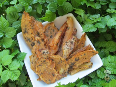 (dairy, wheat, grain and gluten-free) molasses mint chicken jerky dog treat recipe