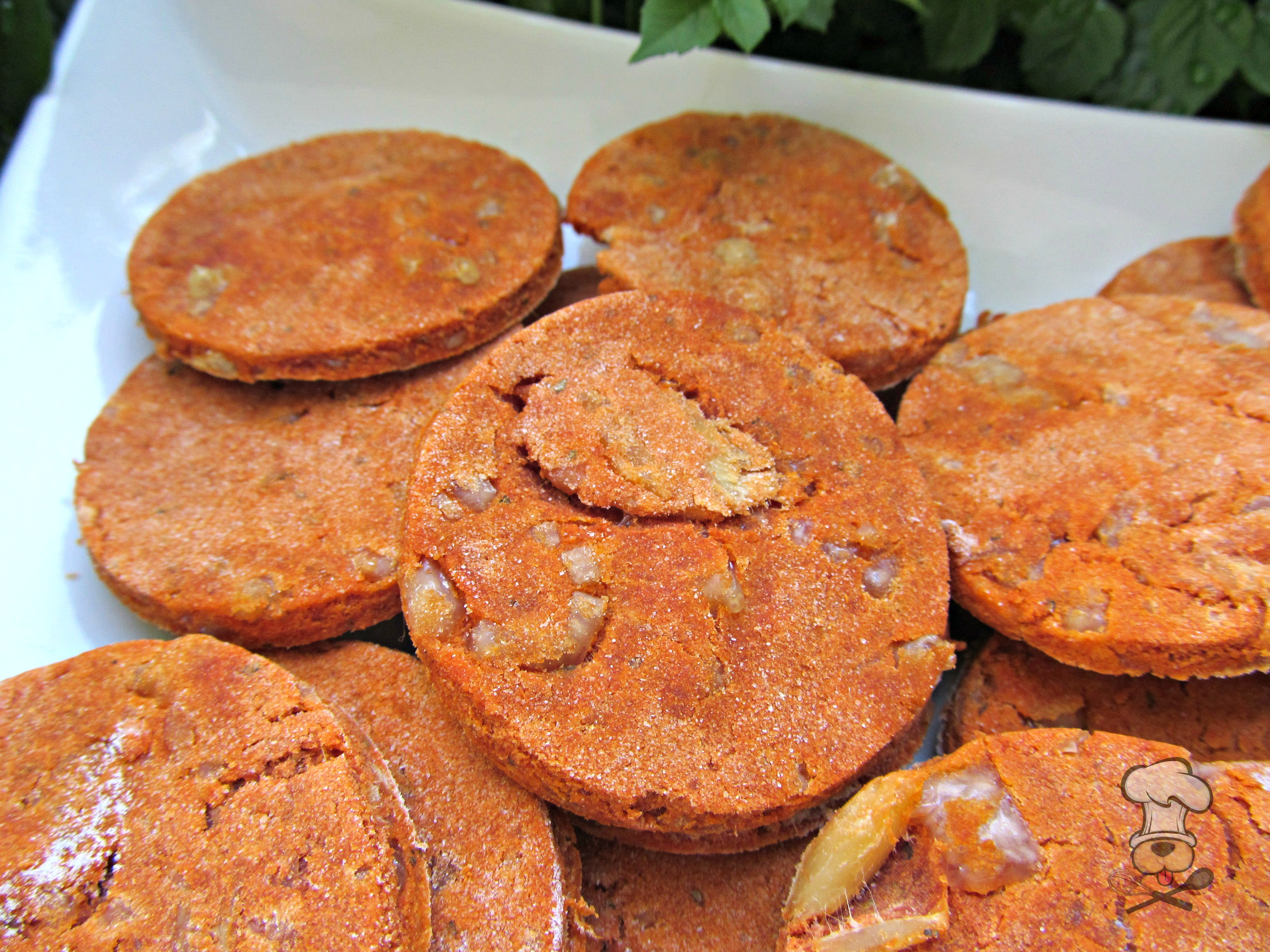 (gluten and wheat-free) swiss tomato chicken dog treat/biscuit recipe