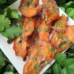 cilantro ginger chicken jerky