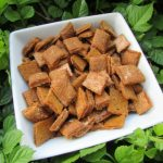 ginger molasses sweet potato