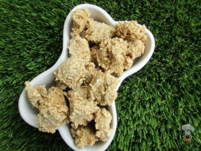 (wheat and dairy-free) apple rosemary dog treat/biscuit recipe