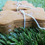 (wheat, gluten and dairy-free, vegan, vegetation) peanut butter sweet potato dog treat/biscuit recipe