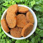 sweet potato flax seed