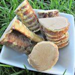 {BestBullySticks} (wheat, gluten and grain-free) bacon chicken liver paté dog treat recipe