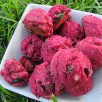 rosemary beet kale