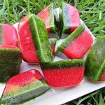 frozen strawberry spinach