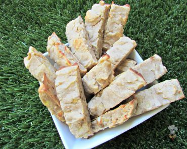 (wheat and gluten-free) banana biscotti dog treat recipe(wheat and gluten-free) banana biscotti dog treat recipe