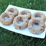 peanut butter bacon banana donuts dog treat recipe