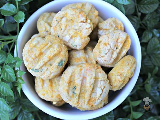 (wheat, gluten and dairy-free) butternut squash chicken dog treat/biscuit recipe