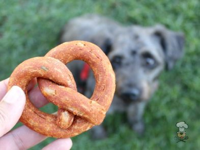 pizza pretzels dog treat recipe