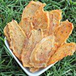 ginger mango chicken jerky