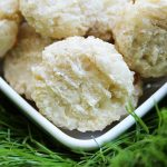 (gluten and wheat-free) cheesy chicken & rice dog treat/biscuit recipe