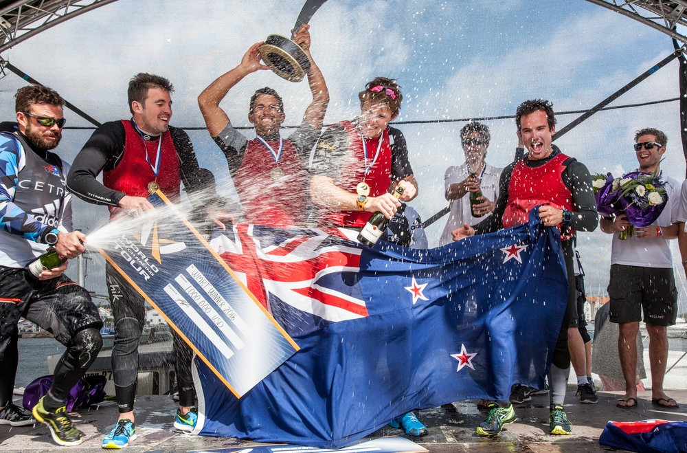 Phil Robertson Racing wins WMRT 2016