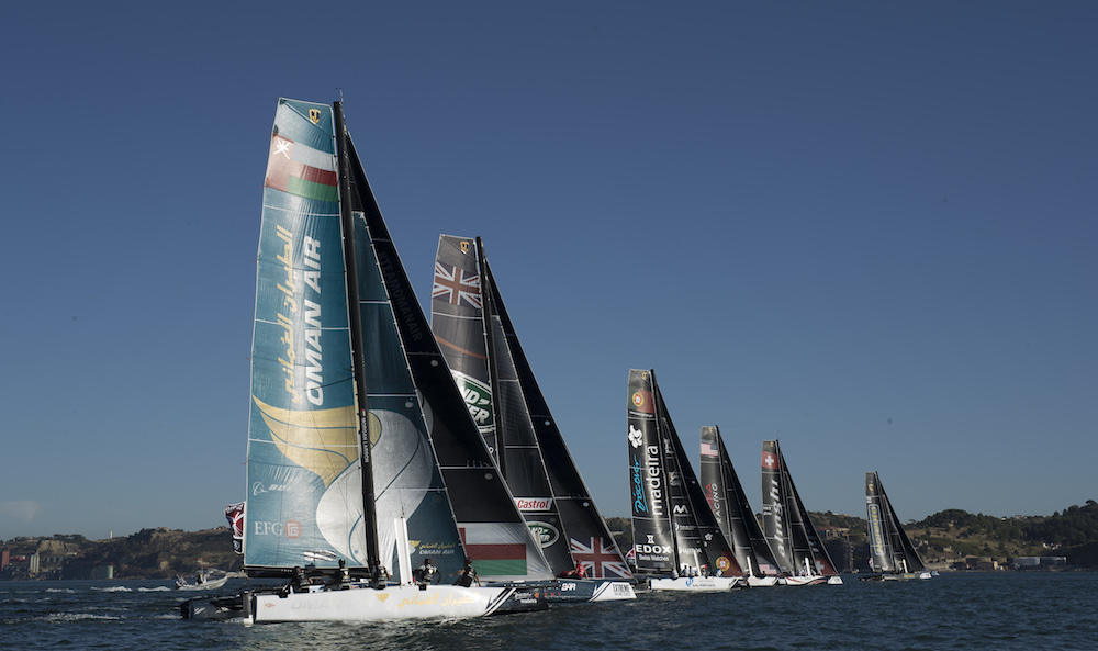 Experience is key for Team Oman Air