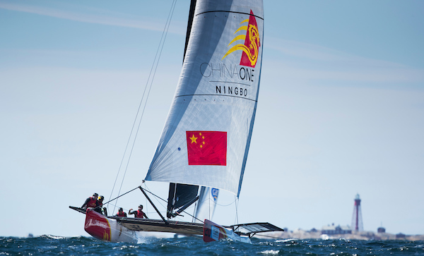 ChinaOne Ningbo Turn a Shaky Start Around and Win Once Again at the M32 World Championships