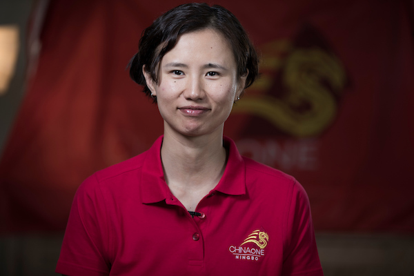 Olympic Gold Medallist sailor Xu Lijia arrives in Sweden as ambassador to the new China One Ningbo sailing team