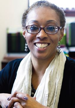 Ana Chapman-McCausland directs the college's Center for Business & Industry.