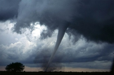 April showers bring May flowers … and severe weather