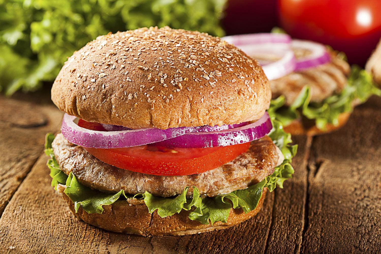 Cookbook Series: Turkey Burgers