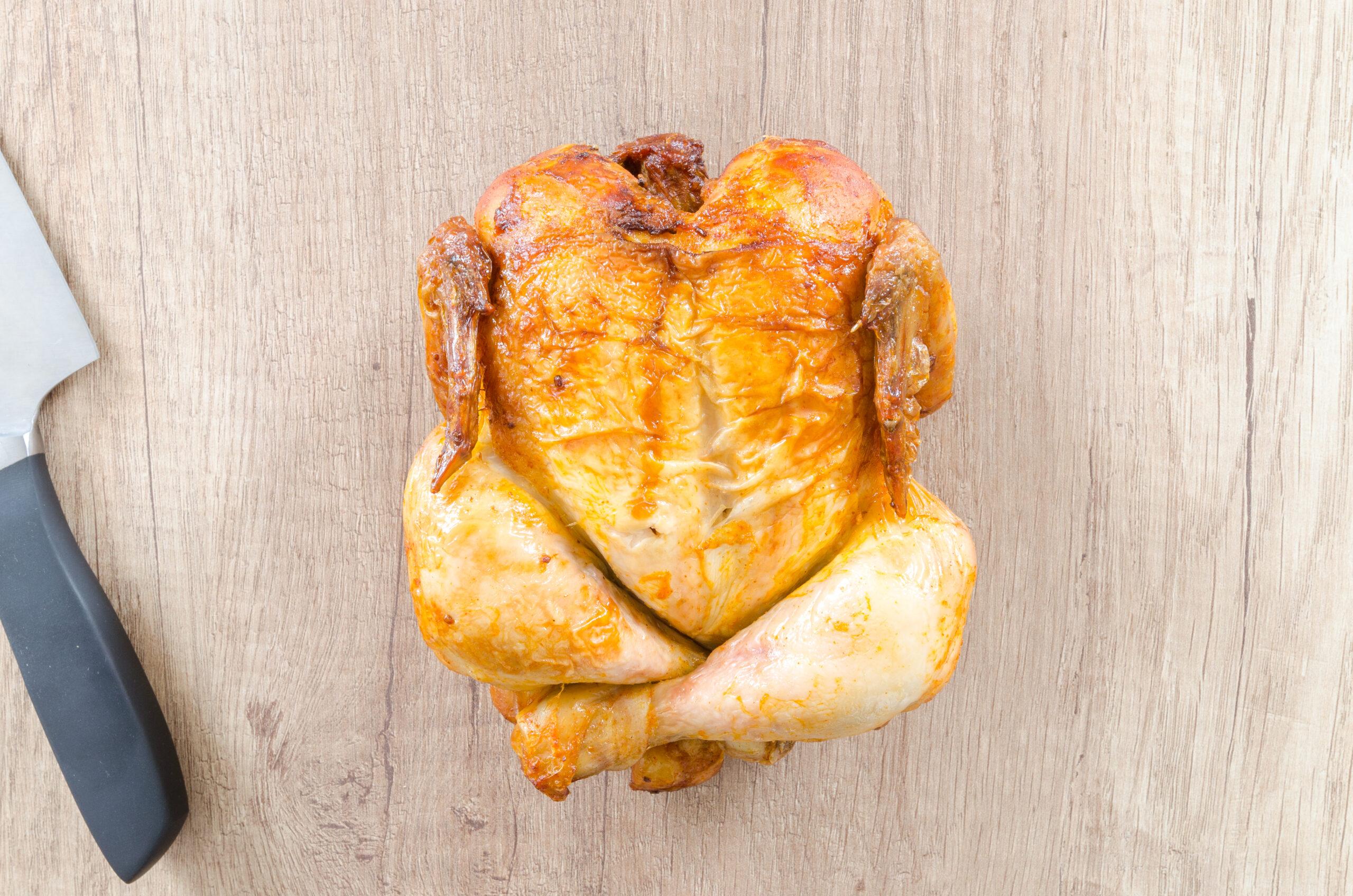 Cookbook Series: One Pan Potatoes & Chicken