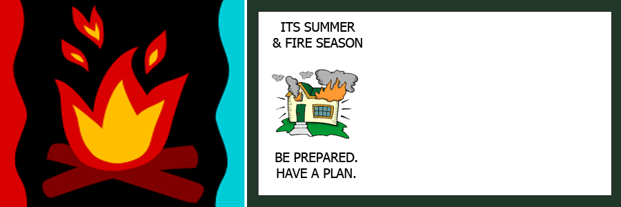 Idaho Forest Fires - tips to protect your home and property.