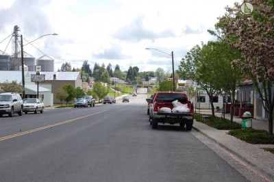 Craigmont Idaho Downtown area