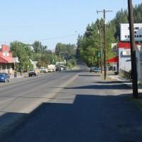 Main Street Stites, Idaho