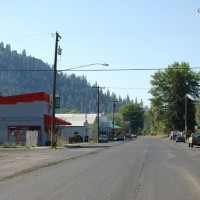 Stites Idaho downtown