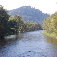 South Fork Clearwater River