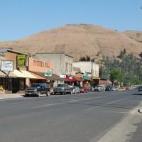 Kooskia Idaho Main Street