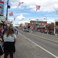 Grangeville Border Days