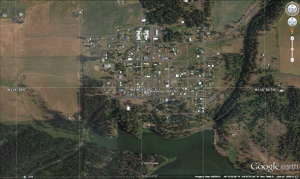 Winchester, Idaho