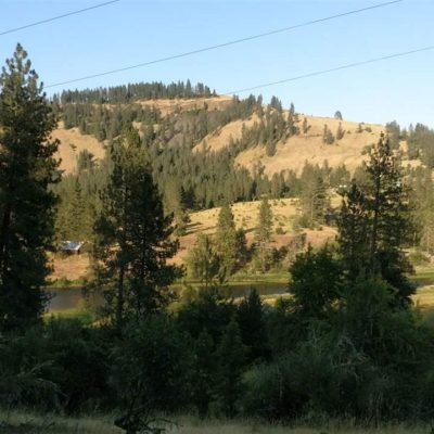 Idaho Land For Sale with Pond