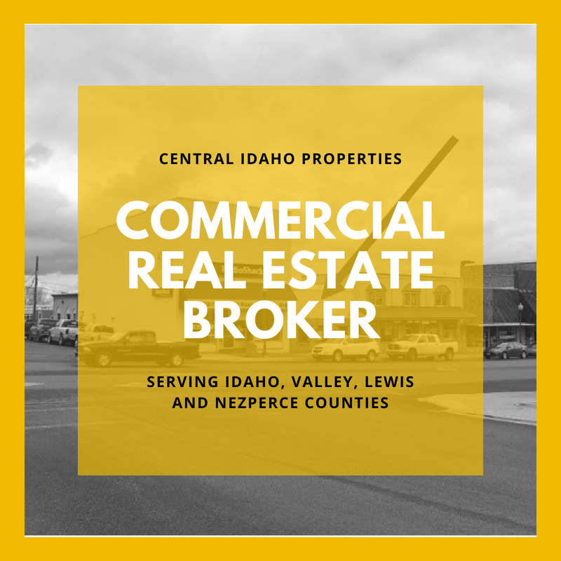 Central Idaho Properties Commercial Real Estate Broker