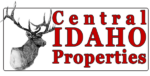 Logo for Central Idaho Properties Real Estate Guide
