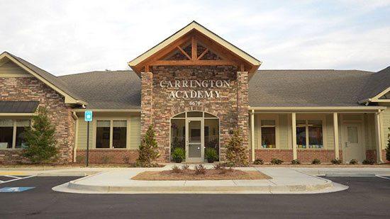Daycare Design Spotlight: Carrington Academy Big Creek