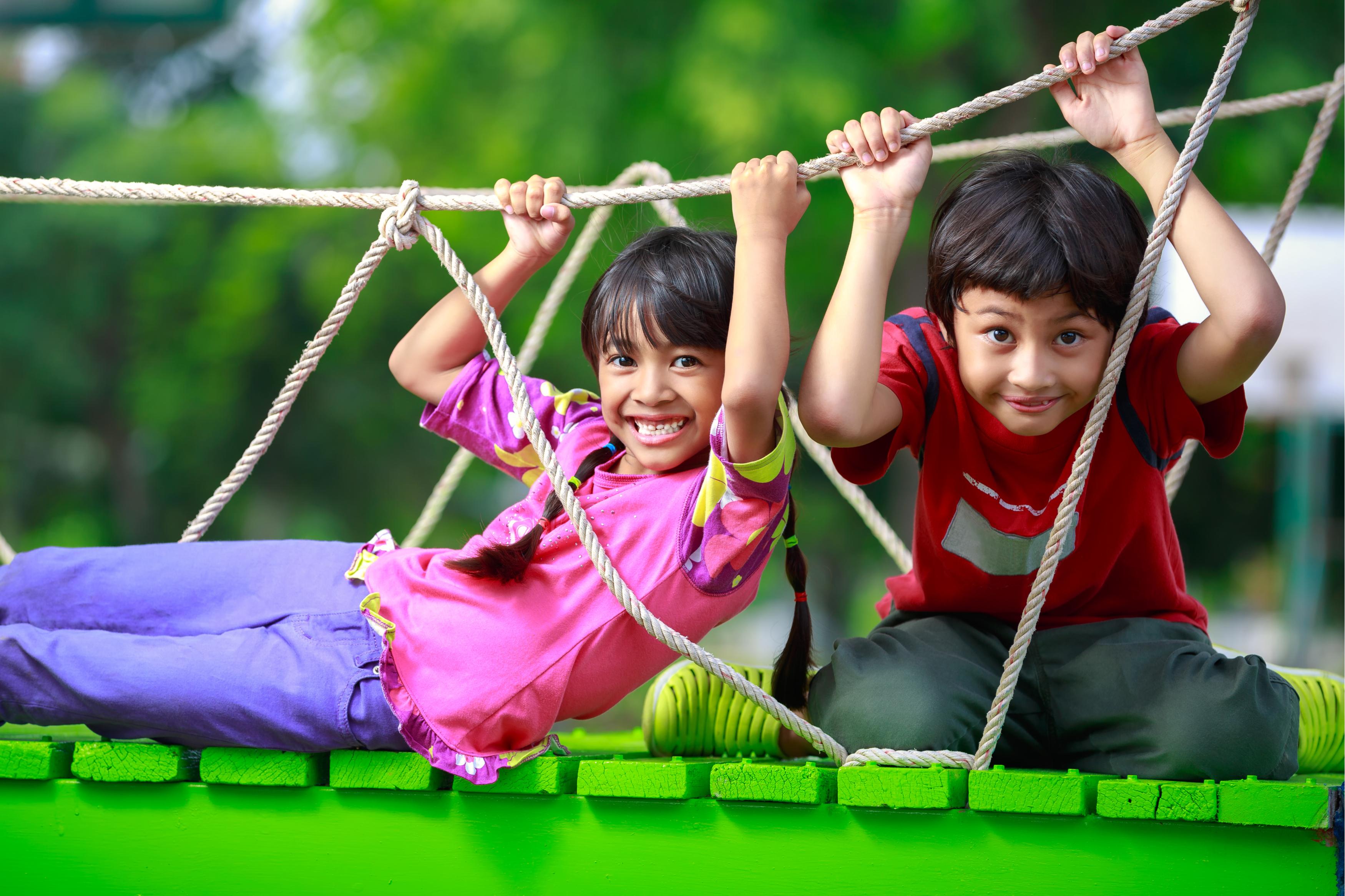 Playground Design: Ideas to Add Variety
