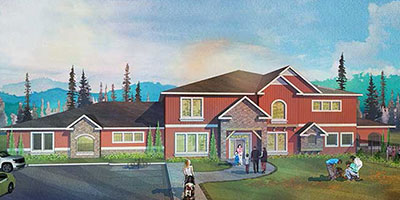 Northwest Style 2-Story Childcare