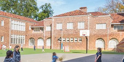 Merryhill V Street School, Sacramento, CA