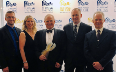 Fraser Edison, President of Rutter Inc., Recognized for Innovation and Leadership in Marine Sector