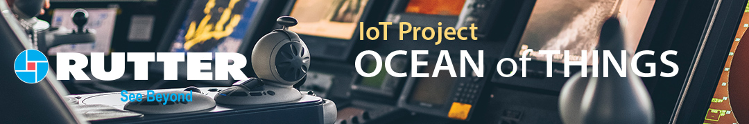 Canada's Ocean Supercluster and Rutter Announce IoT Project