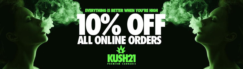 Cannabis Sale Online Orders